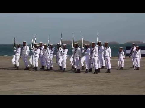 52nd T&T Coast Guard Passing Out