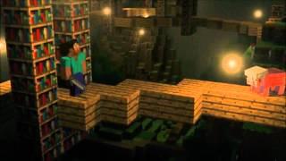 Minecraft - Крутой мульт про Херобрина