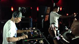 GOLDIE + ARMANNI REIGN @ RESPECT [JULY 3_2013]