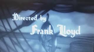 Frank Lloyd Productions / Metro-Goldwyn-Mayer (Mutiny On The Bounty Variant)