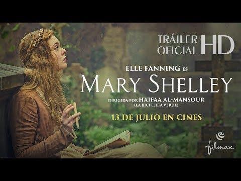 MARY SHELLEY. Trailer Oficial (VE). Ya en cines