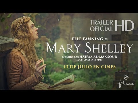 MARY SHELLEY. Trailer Oficial (VE)....