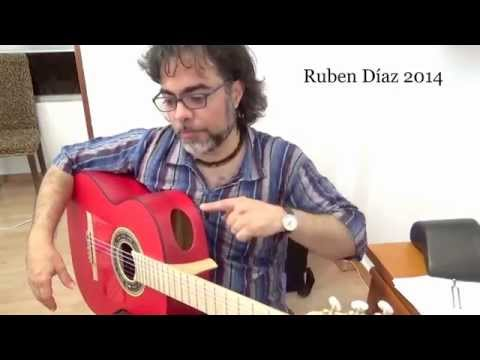 "Sound Portal is THE Asset ""Doble Boca"" Andalusian ""Doble Boca"" New Flamenco Guitars /Ruben Diaz A &Q"