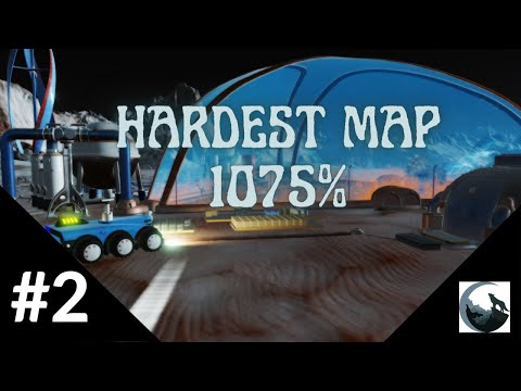 Chilling Through a Cold Wave  - 1075 Difficulty [2021] - Ep 2 - Surviving Mars  