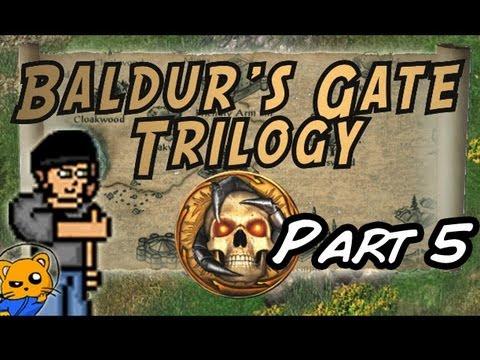 Baldur's Gate Trilogy- Nashkel, Bears and Secrets OHMY ! - Part 5 -