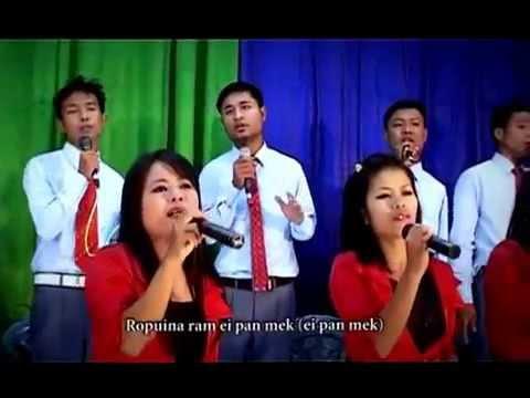 Ropuina Ram - Blessed Choir