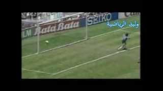قصة هدفي ماردونا في أنجلترا كأس العالم 86 م