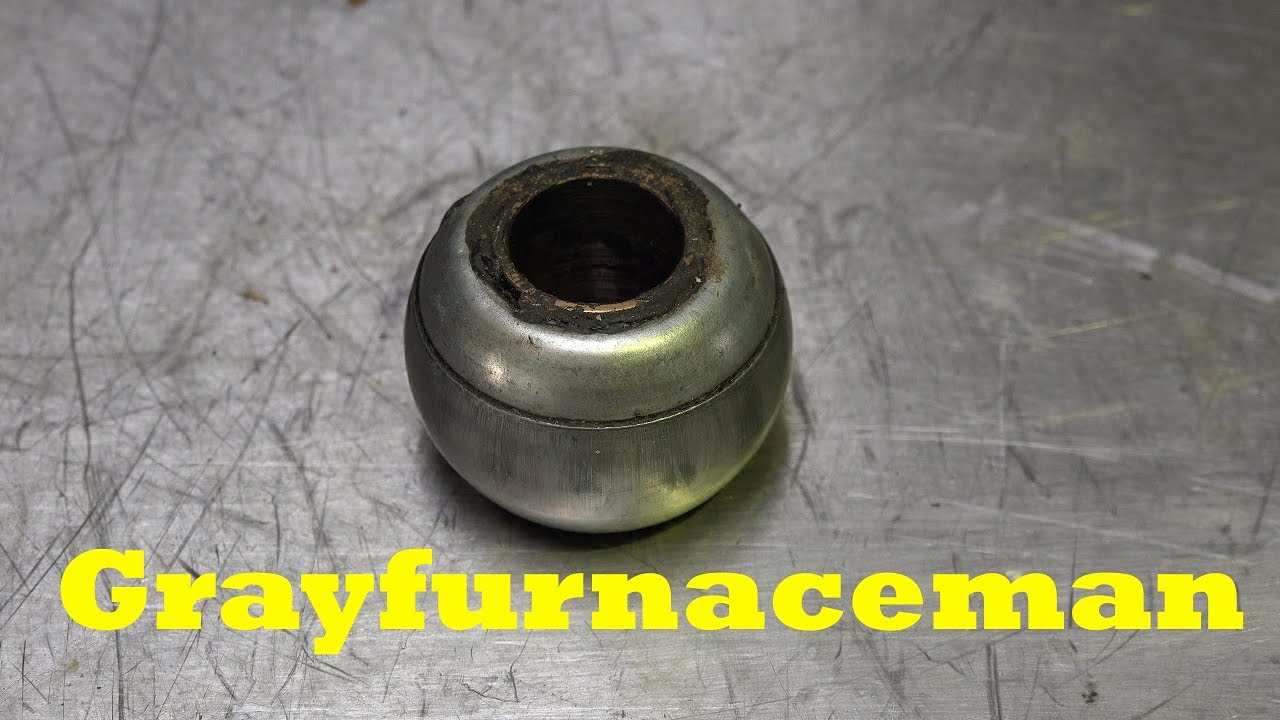 Furnace Blower Bearings : Furnace blower bearing disassembly youtube