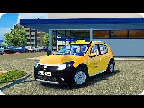 Dacia Sandero Taxi