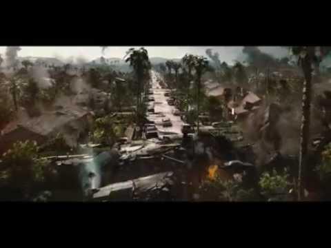 2012 official Earthquake scene - YouTube