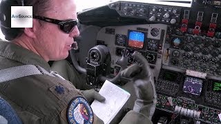 Awesome Cockpit View: KC-135 Stratotanker Touch-and-Go at Hill Air Force Base
