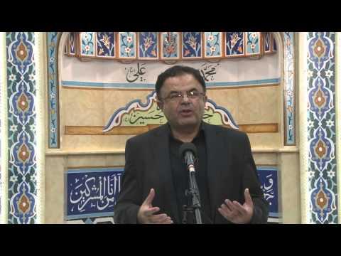 Muharram 2015/1437 Night 6 - Dr. Mehdi Taghiei [Farsi]