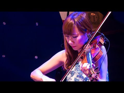 You And The Night And The Music / Arthur Schwartz : maiko jazz violin live!