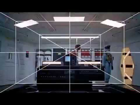 Stanley Kubrick {one-point perspective}