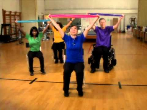 It's Your Choice: Exercises with Hula Hoops