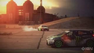 Dirt 3 Reveal Trailer
