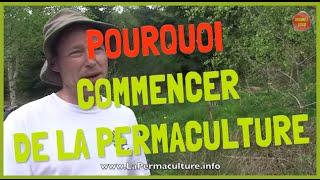 Pourquoi et comment commencer la permaculture