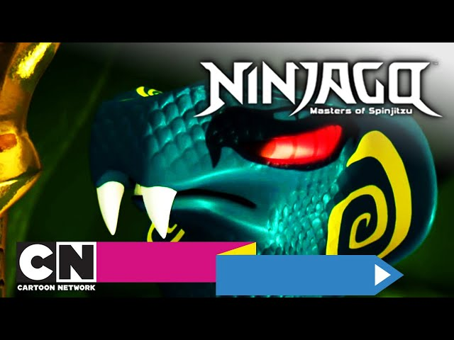 LEGO Ninjago | 11. Alles of Niets (volledige aflevering) | Cartoon Network