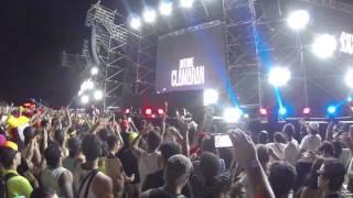 Antoine Clamaran - Summerland 2015 - Himno de Colombia
