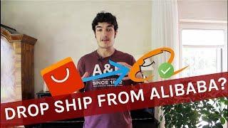 How To Drop Ship From Alibaba Aliexpress Alternative 2019 Youtube