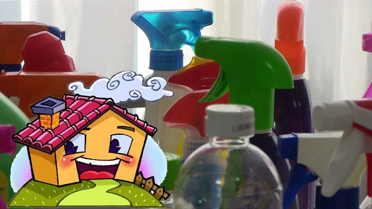 Productos de limpieza para el hogar cocina trucos de for Casa de articulos para el hogar