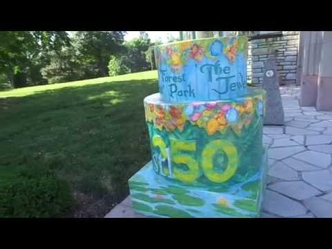 Cakeway To The West STL250 The Jewel Box Cake in Forest Park, St. Louis, MO