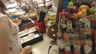 Baixar Dinner buffet at the One Farrer Hotel Escape