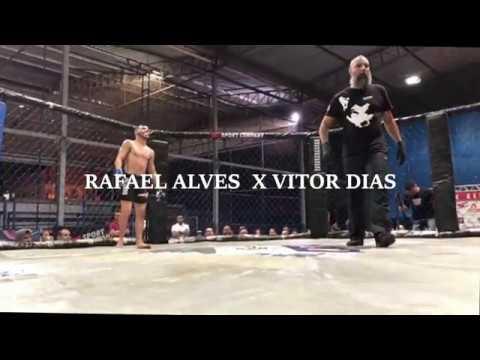 Sentok Keiji - Rafael Alves X Vitor Dias