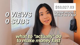 how to start a channel 2020 & make money fast | MagicLinks