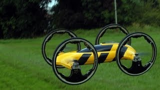 """B Go Beyond"" RC flying car, new technology 2013"