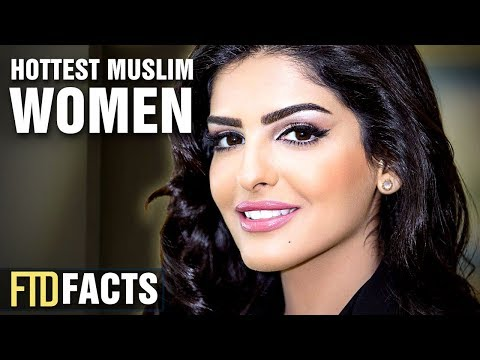 10 Most Beautiful Muslim Women