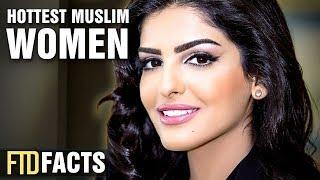 10 Most Beautiful Muslim Women