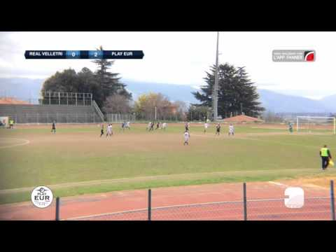 Highlights | 1^ Cat. - 18^ | Real Velletri VS Play Eur