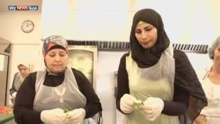 ورش عمل لسوريات وفلسطينيات في صيدا اللبنانية