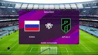 Пробиваемся за сборную России через МК мутантов в кооп ручник PES2020