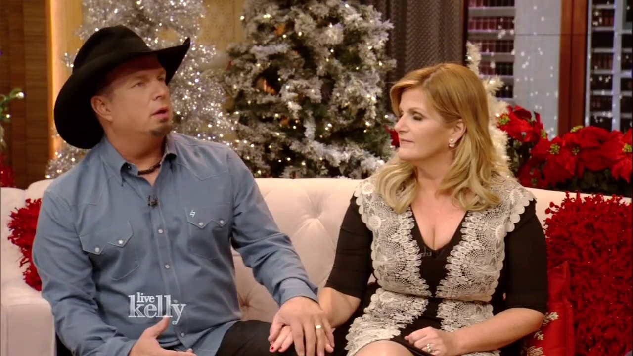 Garth Brooks Trisha Yearwood On Their Relationship Youtube
