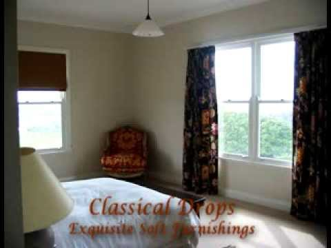 Curtains By Classical Drops 1 of 8