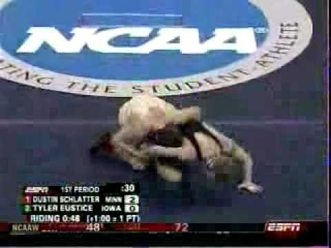 BFTP Video: 2006 NCAA Finals - Schlatter vs Eustice