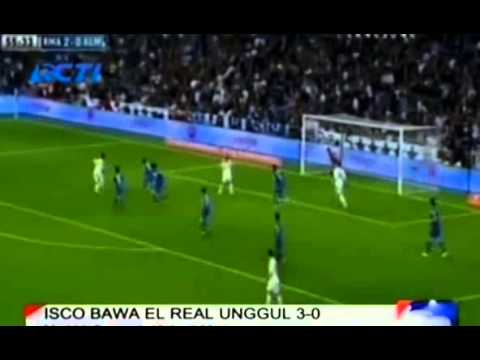 Real Madrid Hajar 4-0 Almeria