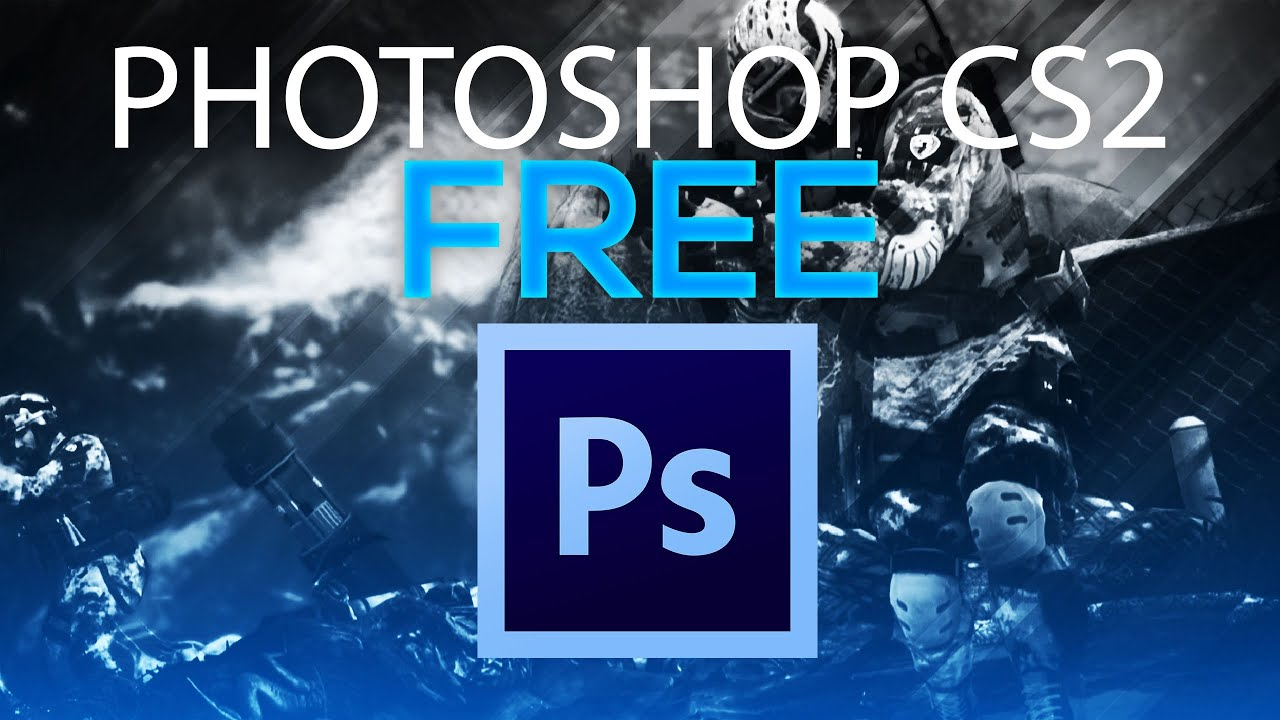 How to get PHOTOSHOP for FREE!? | MAC and WINDOWS | 100% FREE!!!