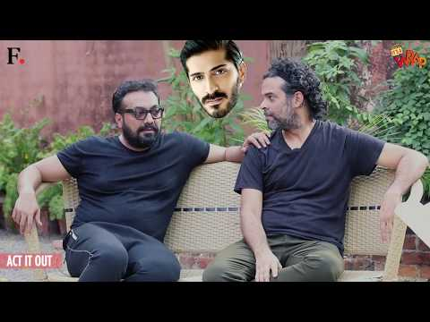 Anurag Kashyap and Vikramaditya Motwane   It's A Wrap