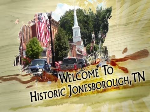 Jonesborough, TN (Our Tennessee TV)