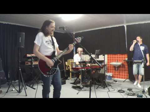 Rehearsal Footage Supersonic - Gitcam Edition