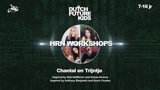 CHANTAL & TRIJNTJE (Duo) | Justin Bieber - What Do You Mean | Dutch Future Kids
