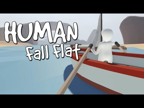 HUMAN FALL FLAT (COOP прохождение)-3 часть