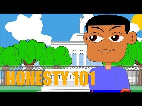 Educational Video for Children - Honesty Cartoon - Youtube Videos - Elementary Shool - Bully