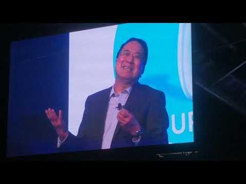 Dr Joe Chang At Success Seminar 2019