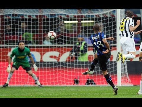 Inter vs Juventus 2-0  2009/10 FULL HD