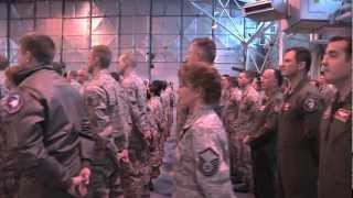 104th Fighter Wing recognizes hometown heroes and future deploying members