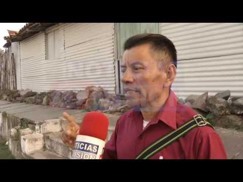 7 años de deslizamiento en Verapaz, San Vicente